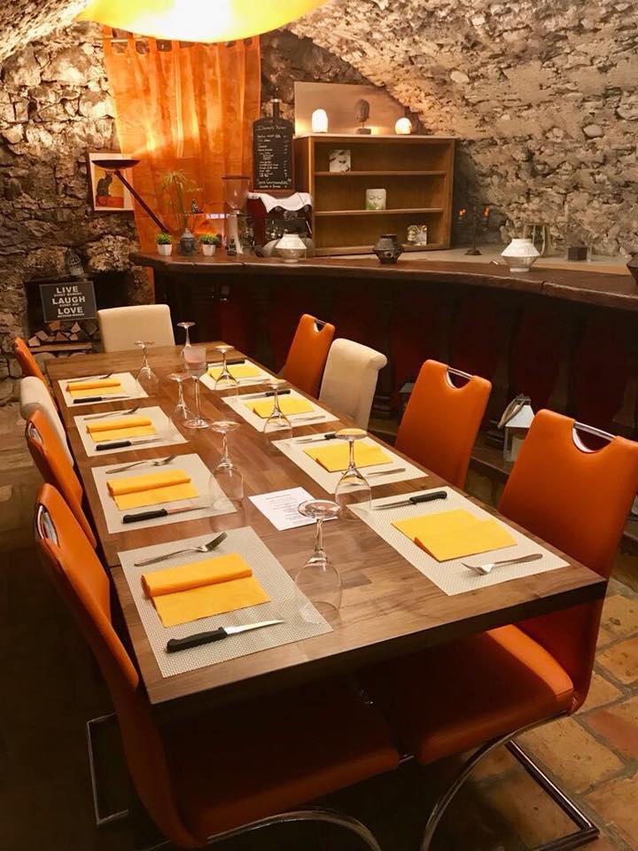 Menus restaurant du ch teau de domont for Restaurant domont 95