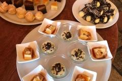 Mignardises-dessert