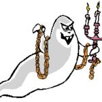 Halloween fantôme
